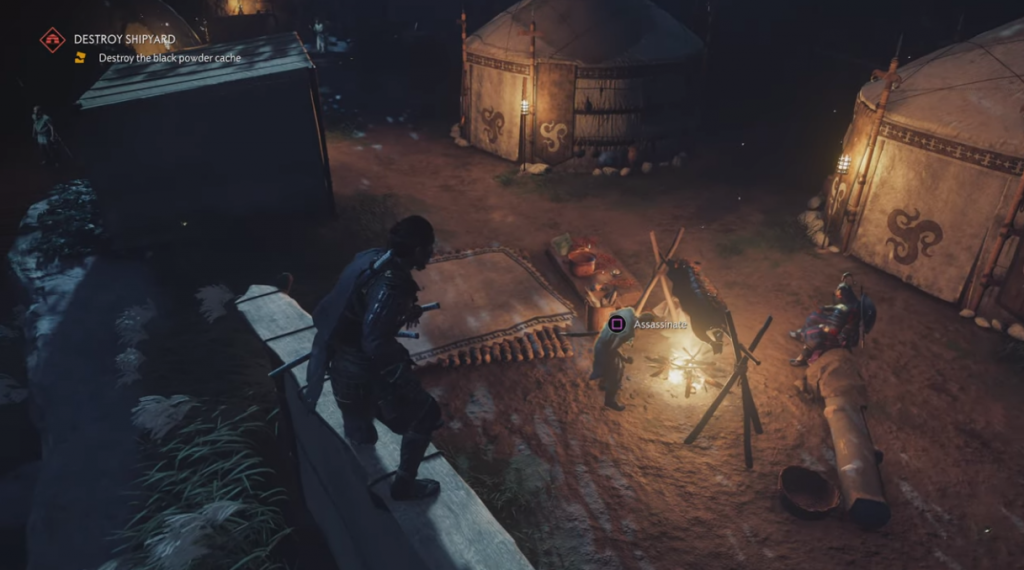ghost-of-tsushima-04-infiltration