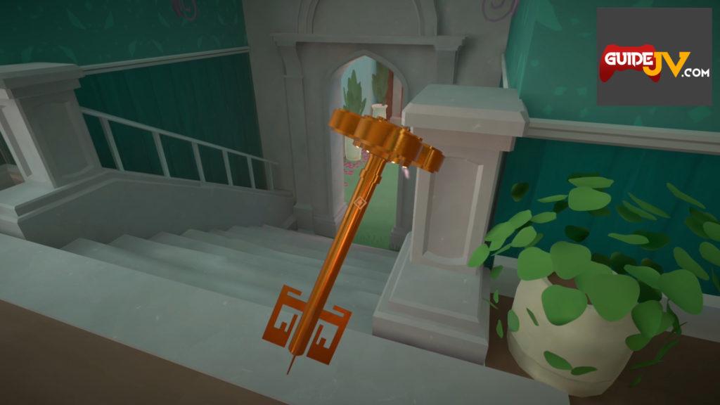 maquette solution soluce les portails